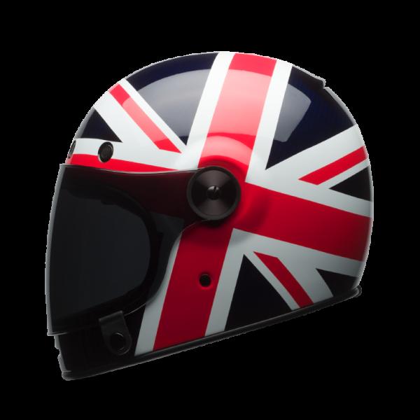 Bell-Bullitt-Carbon-Classic-Street-Helmet-Spitfire-Blue-Red-L