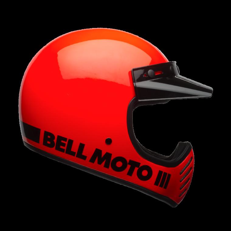 Bell-Moto-3-Classic-Helmet-Orange