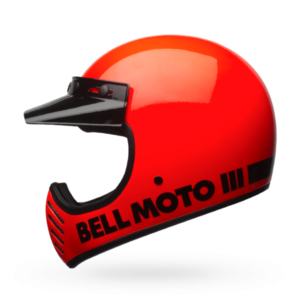 Bell-Moto-3-Classic-Helmet-Orange-L