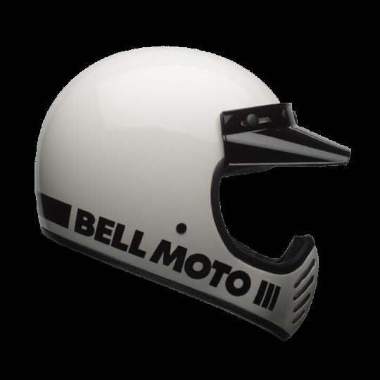 Bell-Moto-3-Classic-Helmet-White