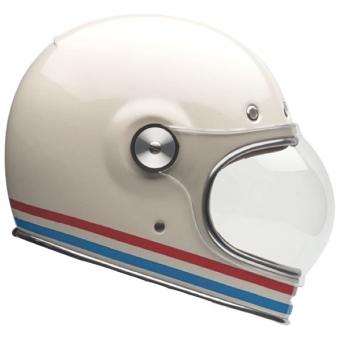 casque-bullitt-stripes-pearl-white-bell-de-profil-moto-vintage-l