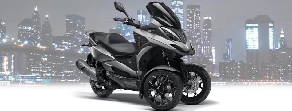 Nouveau QV3 350cc 5990€